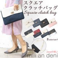 mili an deni(ミリアンデニ)のバッグ・鞄/クラッチバッグ