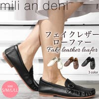 mili an deni(ミリアンデニ)のシューズ・靴/ローファー