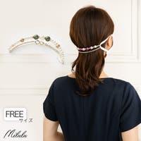milulu(ミルル)のヘアアクセサリー/ヘアバンド