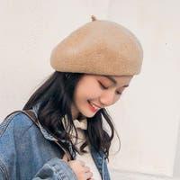 Miniministore(ミニミニストア)の帽子/ベレー帽