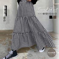 Miniministore(ミニミニストア)のスカート/ティアードスカート