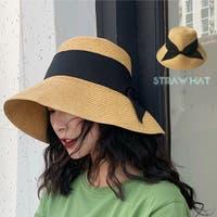 Miniministore(ミニミニストア)の帽子/麦わら帽子・ストローハット・カンカン帽