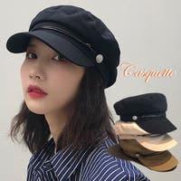 Miniministore(ミニミニストア)の帽子/キャスケット