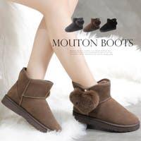 Miniministore(ミニミニストア)のシューズ・靴/ムートンブーツ