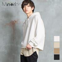 MinoriTY(マイノリティ)のトップス/パーカー