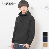 MinoriTY(マイノリティ)のアウター(コート・ジャケットなど)/マウンテンパーカー