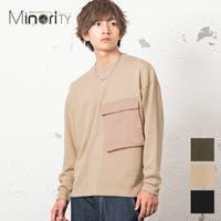 MinoriTY(マイノリティ)のトップス/トレーナー