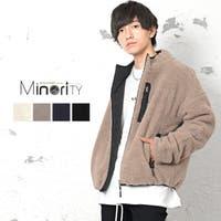 MinoriTY(マイノリティ)のアウター(コート・ジャケットなど)/ブルゾン