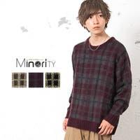 MinoriTY(マイノリティ)のトップス/ニット・セーター