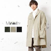 MinoriTY(マイノリティ)のアウター(コート・ジャケットなど)/モッズコート