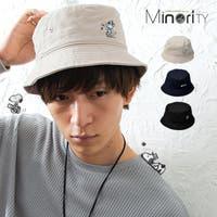 MinoriTY(マイノリティ)の帽子/ハット