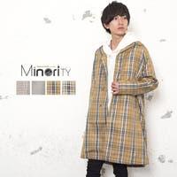 MinoriTY(マイノリティ)のアウター(コート・ジャケットなど)/ステンカラーコート