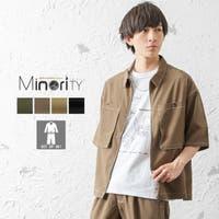 MinoriTY(マイノリティ)のアウター(コート・ジャケットなど)/ジャケット・ブルゾン