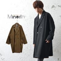 MinoriTY(マイノリティ)のアウター(コート・ジャケットなど)/ロングコート