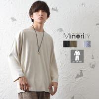 MinoriTY(マイノリティ)のトップス/カットソー