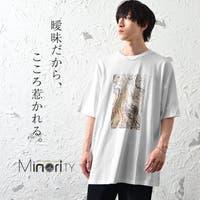 MinoriTY(マイノリティ)のトップス/Tシャツ