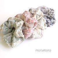 monamona(モナモナ)のヘアアクセサリー/シュシュ