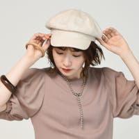 RETRO GIRL(レトロガール)の帽子/キャスケット