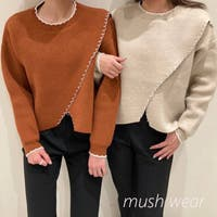 mushwear(マッシュウェア)のトップス/ニット・セーター
