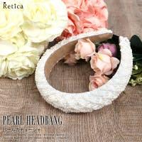 Retica(レティカ)のヘアアクセサリー/カチューシャ