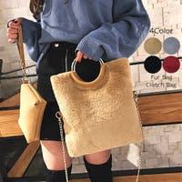 M.Y.A.(マイア)のバッグ・鞄/クラッチバッグ