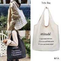 M.Y.A.(マイア)のバッグ・鞄/トートバッグ