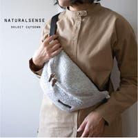 ナチュラルセンス (ナチュラルセンス )のバッグ・鞄/ウエストポーチ・ボディバッグ