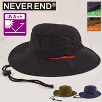NEVEREND (ネバーエンド)の帽子/ハット