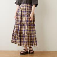 OLIVE des OLIVE OUTLET(オリーブデオリーブアウトレット)のスカート/ティアードスカート