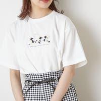 NICE CLAUP OUTLET(ナイスクラップアウトレット)のトップス/Tシャツ