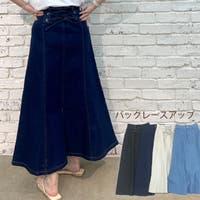 NICE CLAUP OUTLET(ナイスクラップアウトレット)のスカート/デニムスカート