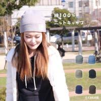 Y&M(ワイアンドエム)の帽子/ニット帽