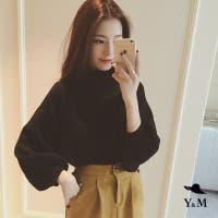 Y&M(ワイアンドエム)のトップス/ニット・セーター