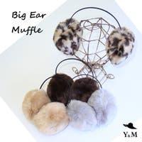 Y&M(ワイアンドエム)の小物/イヤーマフラー・耳あて