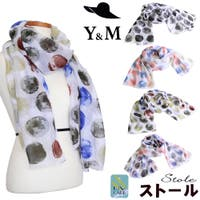 Y&M(ワイアンドエム)の小物/ストール