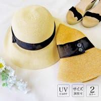 Y&M(ワイアンドエム)の帽子/麦わら帽子・ストローハット・カンカン帽
