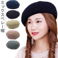 Y&M(ワイアンドエム)の帽子/ベレー帽
