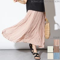 NinaetLina(ニナエリナ)のスカート/プリーツスカート