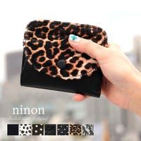 ninon(ニノン)の財布/二つ折り財布