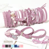 ninon(ニノン)のヘアアクセサリー/ヘアゴム