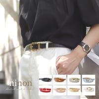 ninon(ニノン)の小物/ベルト