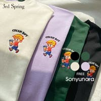3rd Spring(サードスプリング)のトップス/トレーナー