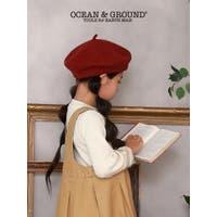 OCEAN&GROUND(オーシャンアンドグラウンド)の帽子/ハット