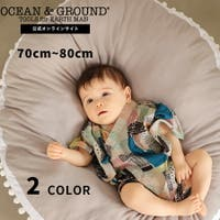 OCEAN&GROUND(オーシャンアンドグラウンド)のベビー/ベビー浴衣・着物・小物