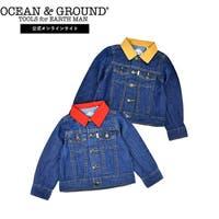 OCEAN&GROUND(オーシャンアンドグラウンド)のアウター(コート・ジャケットなど)/ジャケット・ブルゾン