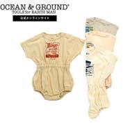 OCEAN&GROUND(オーシャンアンドグラウンド)のベビー/ベビートップス