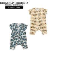 OCEAN&GROUND(オーシャンアンドグラウンド)のベビー/べビーロンパース・カバーオール