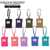 OCEAN&GROUND(オーシャンアンドグラウンド)の小物/パスケース・定期入れ・カードケース