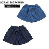 OCEAN&GROUND(オーシャンアンドグラウンド)のパンツ・ズボン/キュロットパンツ