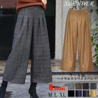 SLENDER(スレンダー)のパンツ・ズボン/クロップドパンツ・サブリナパンツ